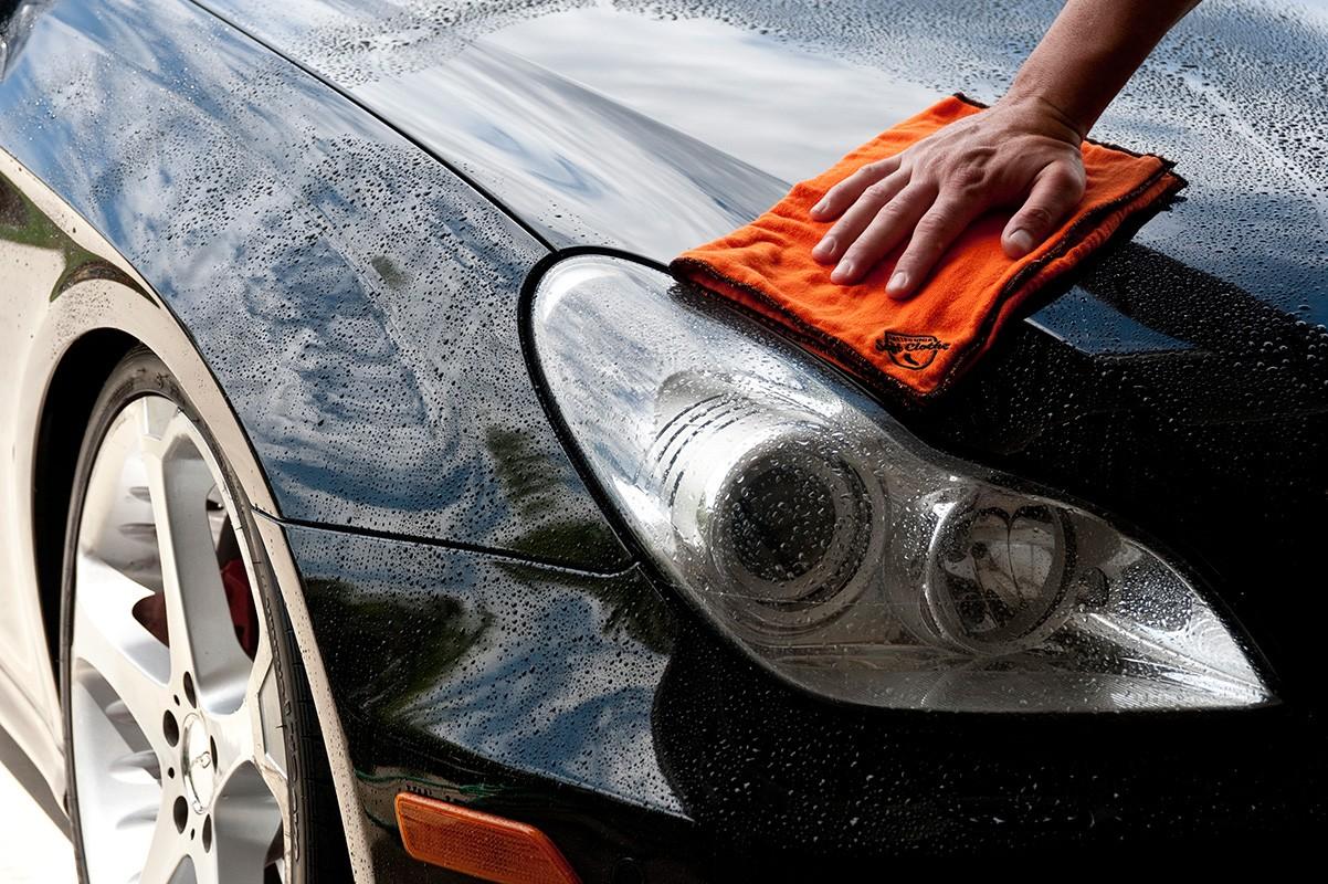 Unlimited Auto Wash Hard Dry